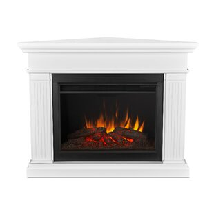 Kennedy Grand Corner Electric Fireplace by Real Flame