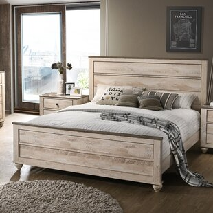 Manzano Panel Bed by Gracie Oaks