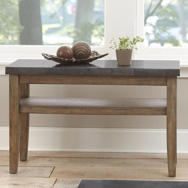 Perfect Dejardins Bluestone Console Table