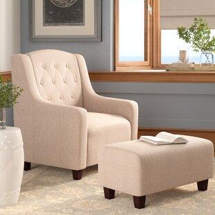 Ariadne Armchair by Darby Home Co