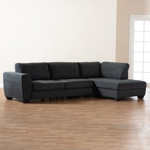 Wrought Studio Nata Sectional