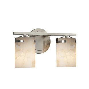 Rosecliff Heights Conovan 2-Light 18W LED Vanity Light
