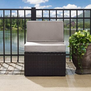 Hillman Patio Dining Chair with Cushion