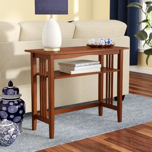 Compare prices Powell Console Table By Charlton Home
