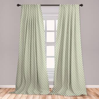 Three Posts Merion Floral Room Darkening Thermal Curtain Panels Reviews Wayfair