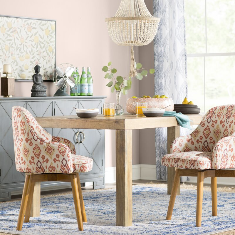 Laila Swivel Arm Chair