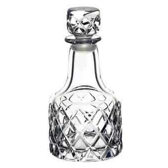 Vagabond House Safari Glass Pitcher With Pewter Monkey Handle Perigold