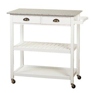 Bronte Rolling Kitchen Cart