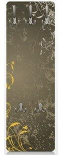 Augustine Wall Mounted Coat Rack By Happy Larry