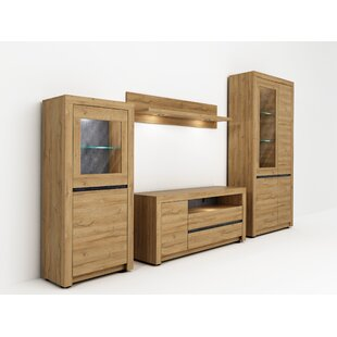 Ezell Entertainment Unit For TVs Up To 55