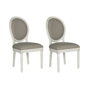 Boornazian Upholstered Dining Chair (Set Of 2) By ClassicLiving