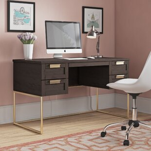 Teyvione Desk By Bloomsbury Market
