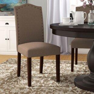Lunenburg Upholstered Parsons Chair (Set of 2)