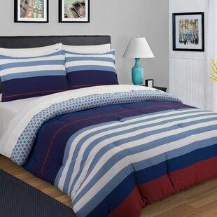 Wasinger Reversible Comforter Set