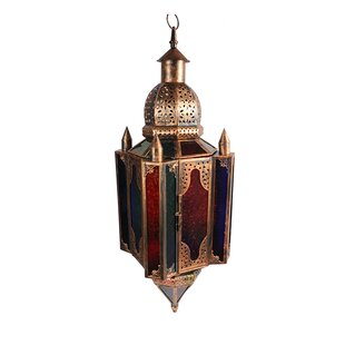 Bloomsbury Market Antique Metal Lantern
