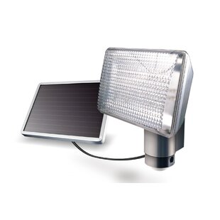 Geren Industrial LED Flood Light By Ebern Designs Outdoor Lighting