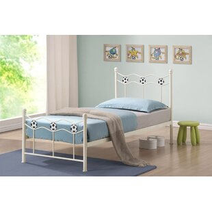 Triffin Football Single Frame Bed By Just Kids