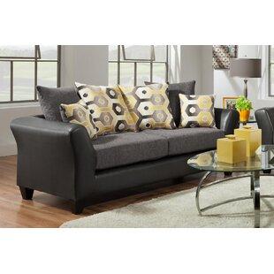 Wallie Dempsey Graphite Sofa