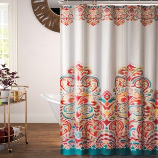 Reviews Bridgetown Shower Curtain By World Menagerie