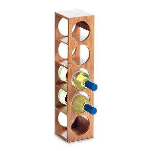 5 Bottle Wine Rack By Zeller