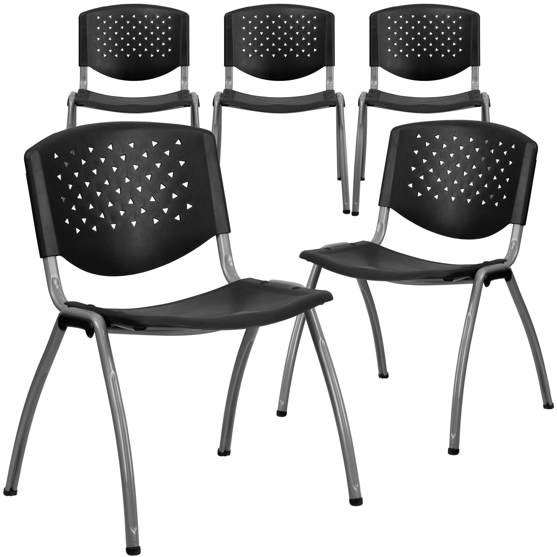 Laduke Armless Stacking Chair