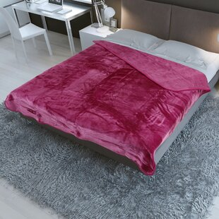 Dusty Pink Throw Wayfaircouk