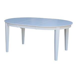 Silloth Extendable Solid Wood Dining Table
