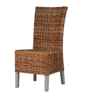 Mandalay Solid Wood Dining Chair Ibolili