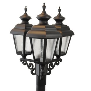 Flippen 3-Light Lantern Head by Darby Home Co