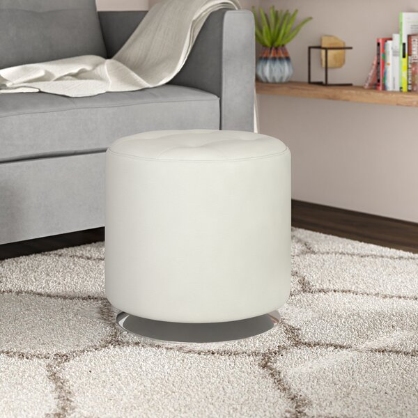Tremendous Circle Ottoman Wayfair Short Links Chair Design For Home Short Linksinfo