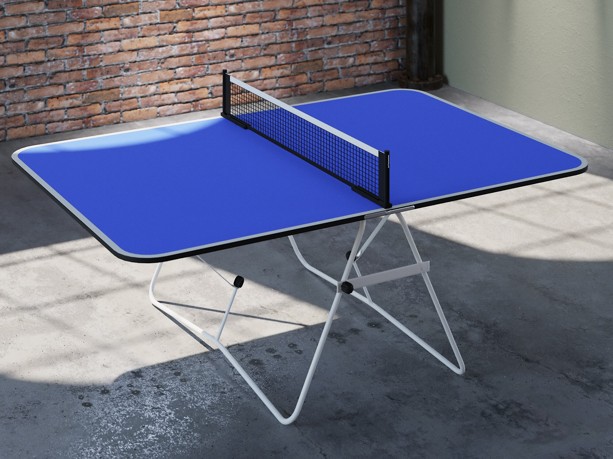 - Butterfly Family Mini Foldable Indoor Table Tennis Table & Reviews