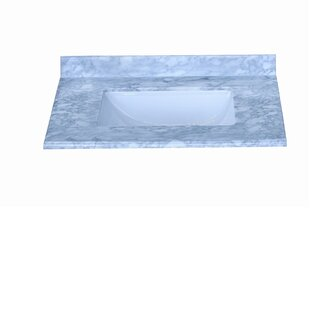 Affordable 31 Single Bathroom Vanity Top ByGolden Elite