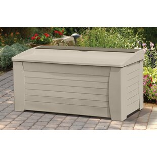 Suncast 127 Gallon Resin Deck ..