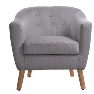 Jason Barrel Chair by Nathaniel Home