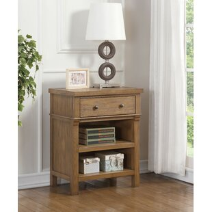 Compare prices Leatrice Nightstand by Three Posts Reviews (2019) & Buyer's Guide