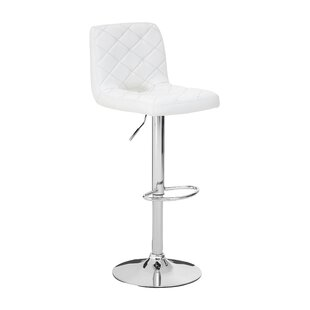 Peter Height Adjustable Bar Stool (Set Of 2) By Metro Lane