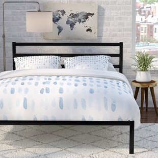 Avery Platform Bed Mercury Row