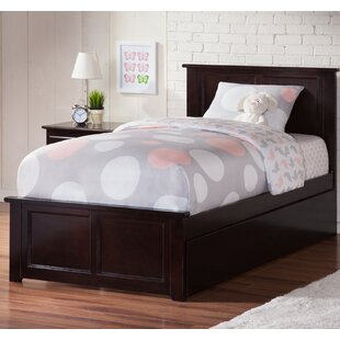 Harriet Bee Alanna Twin Platform Bed with Trundle