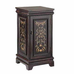 Harper 1 Door Wine Accent Cabinet by Stein World