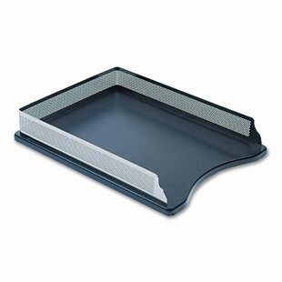 Rolodex Corporation Distinctions Self-Stacking Letter Desk Tray