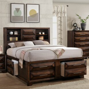Pennington Storage Panel Bed by Union Rustic
