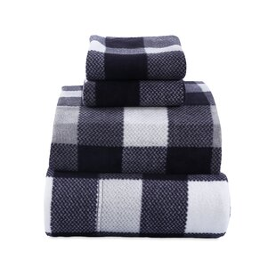 Berkshire Blanket Cabin Plaid ..