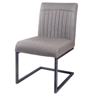 Halina Upholstered Dining Chair (Set of 2) Williston Forge