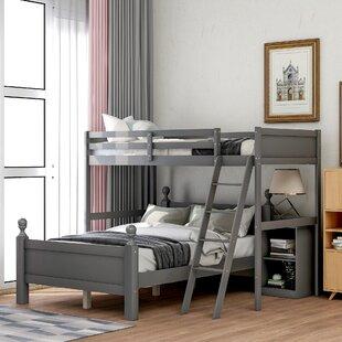 Bushman Twin over Full Bed