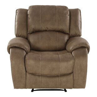 Grogan Manual Recliner By Ophelia & Co.