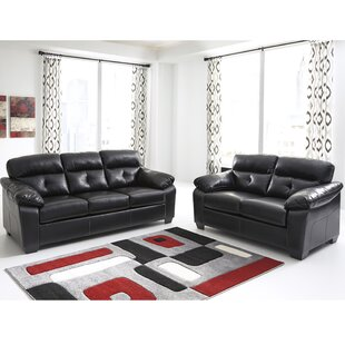 Red Barrel Studio Janke 2 Piece Living Room Set