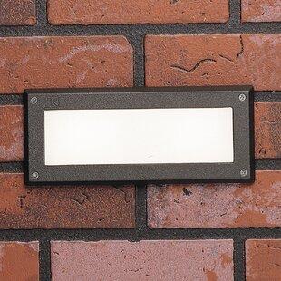 Price Check 1-Light LED Deck Light By Kichler