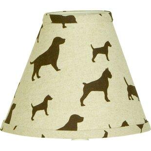 Statham 9 Fabric Empire Lamp Shade