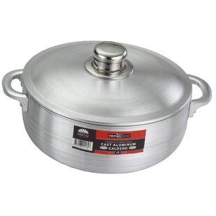 Aluminum Oval Dutch Oven