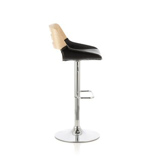 Anchondo Height Adjustable Swivel Bar Stool By Mercury Row